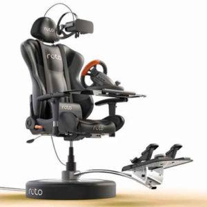 Roto VR Race Simulator
