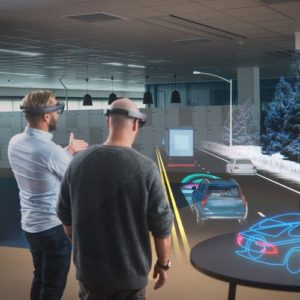 Microsoft HoloLens huren - Augmented Reality
