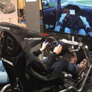 Sensation Pro Race seat