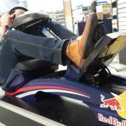 VR F1 Race Simulator