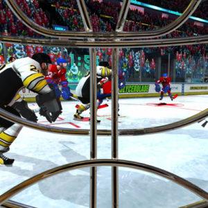 VR Sports Challenge IJshockey