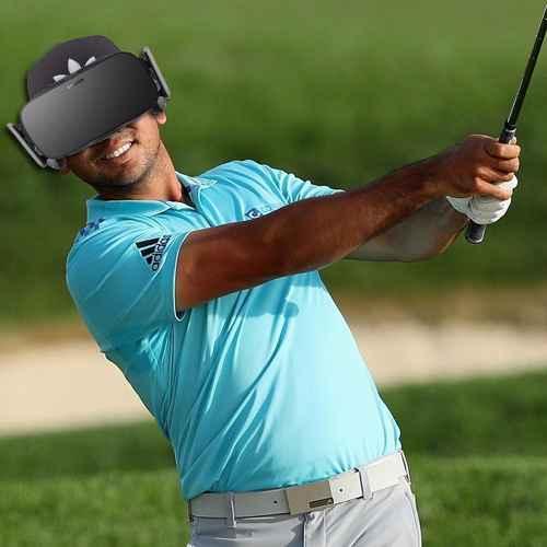 Virtual Reality Golf Simulator actipakket