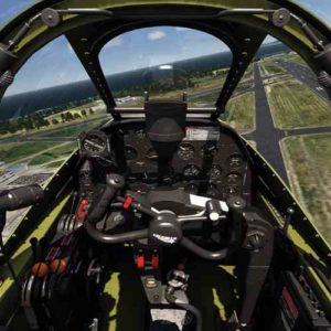 Virtual Reality game - Aerofly FS 2 Flight-Simulator