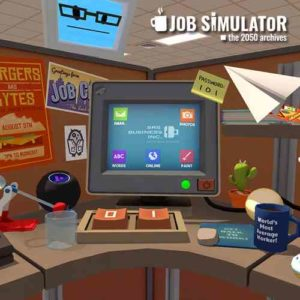 Virtual Reality game - Job Simulator
