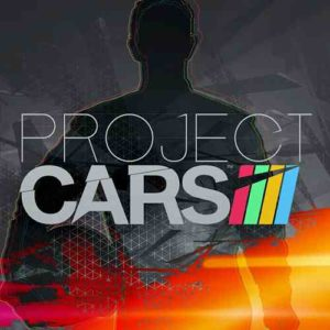 Virtual Reality game - Project Cars - Autoracen