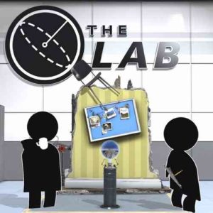 Virtual Reality game - The Lab - HTC Vive