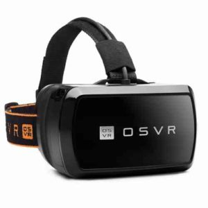 Virtual Reality huren - Razer OSVR