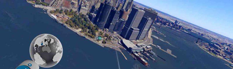 Virtual Reality nieuws - Google Earth VR