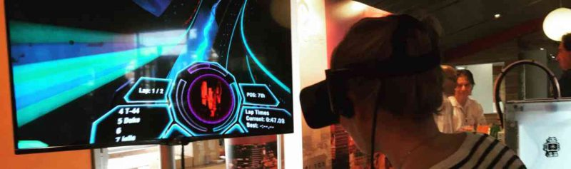 Virtual Reality nieuws - Radial-G op beursstand