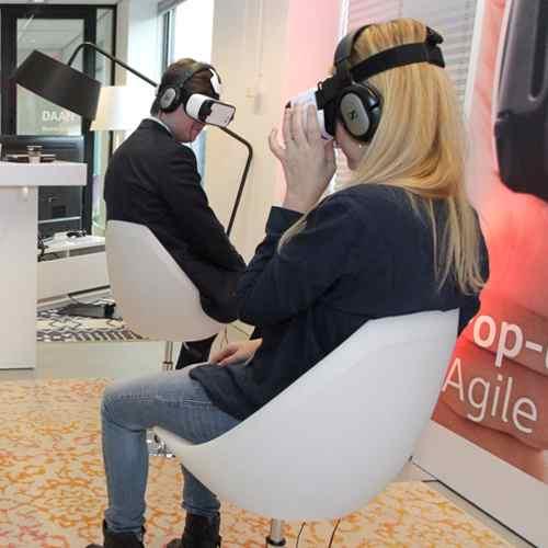 Samsung Gear VR - Virtual Reality bioscoop