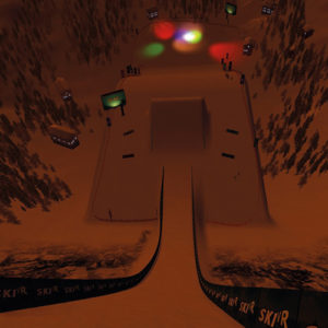 Alpine Ski VR - Ski jumping