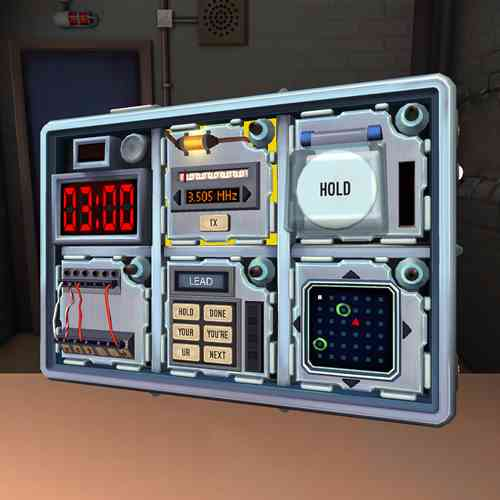 Virtual Reality game - De Bom