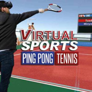 Virtual Sports - PingPong en Tennis