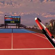 Virtual Sports – Tennisracket