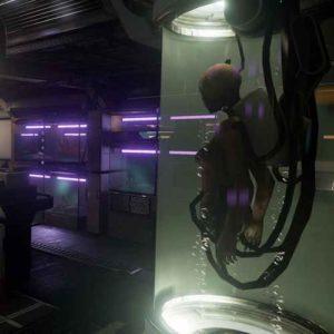 VR Horror en Mysterie Games - Syren