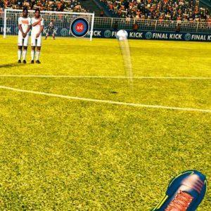 VR Penalty Simulator - Penalty schieten