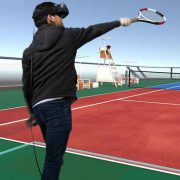 VR Tennis Simulator