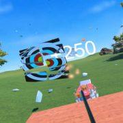 Virtual Reality Target Shooting